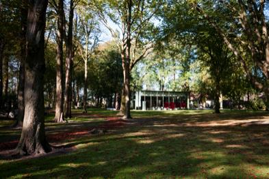 Peerke Donders Park en Paviljoen klein